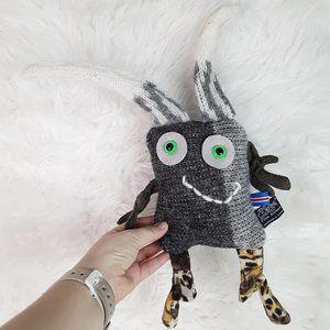 Skrimsli  The little Icelandic wool monsters PLUSH